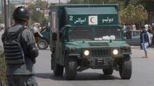 Taliban suicide bombing kills 10 near US Embassy in Kabul