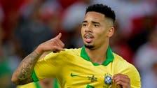Brazil's Jesus suspended for 2 months for bad behavior