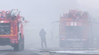 قتيلان في انفجار بقاعدة عسكرية شمال روسيا