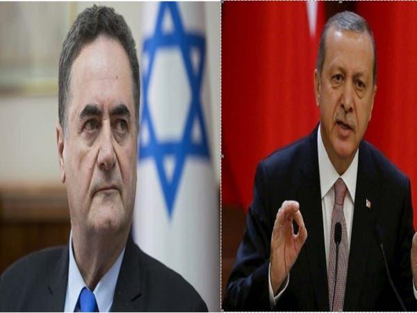 وزير إسرائيلي: أقارب أردوغان يحققون أرباحاً كبيرة بالتجارة مع تل أبيب