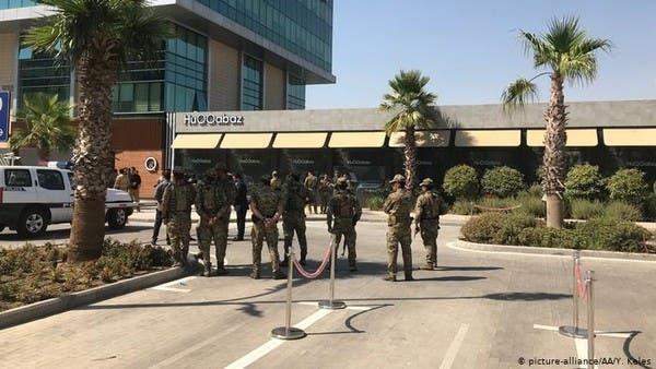 المخابرات التركية تقتل شخصين ساهما باغتيال دبلوماسي بالعراق