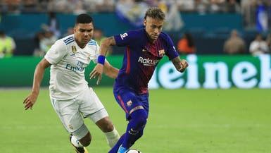 نيمار بين العودة إلى برشلونة والانتقال لغريمه ريال مدريد