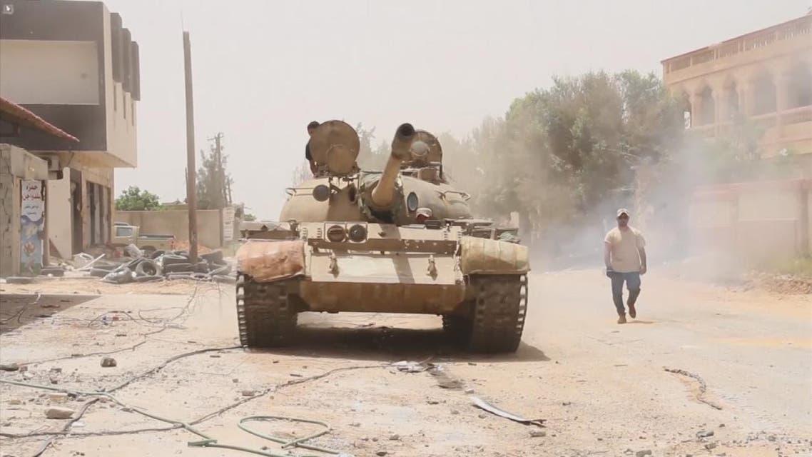"""THUMBNAIL_ ليبيا.. """"هدنة العيد"""" في طرابلس"""