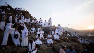 بيش از دو میلیون زائر برای ادای مناسک حج عازم عرفات شدند