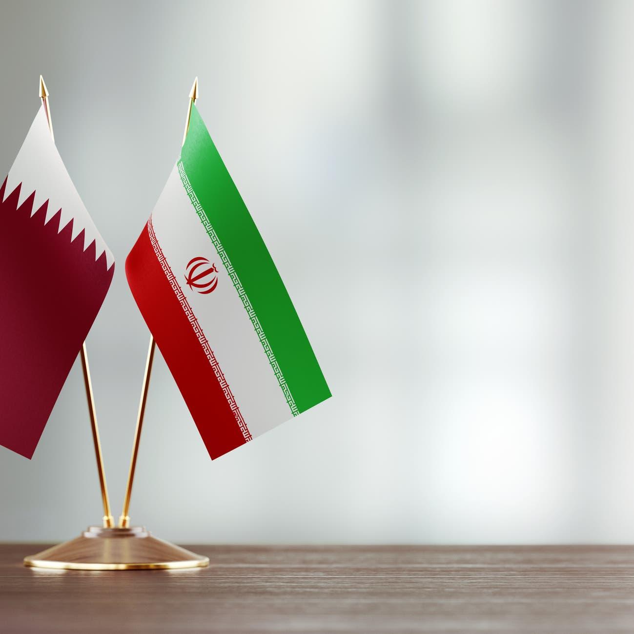 """غزل قطري إيراني.. طهران """"حامية أمن"""" والدوحة """"حكيمة""""!"""