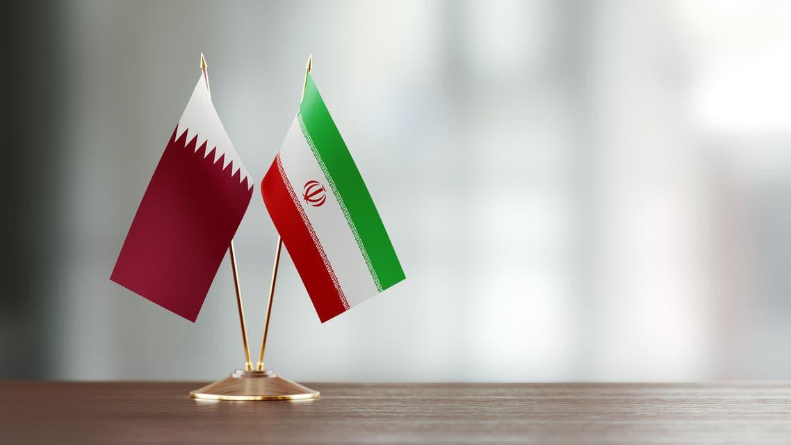 iran qatar إيران قطر
