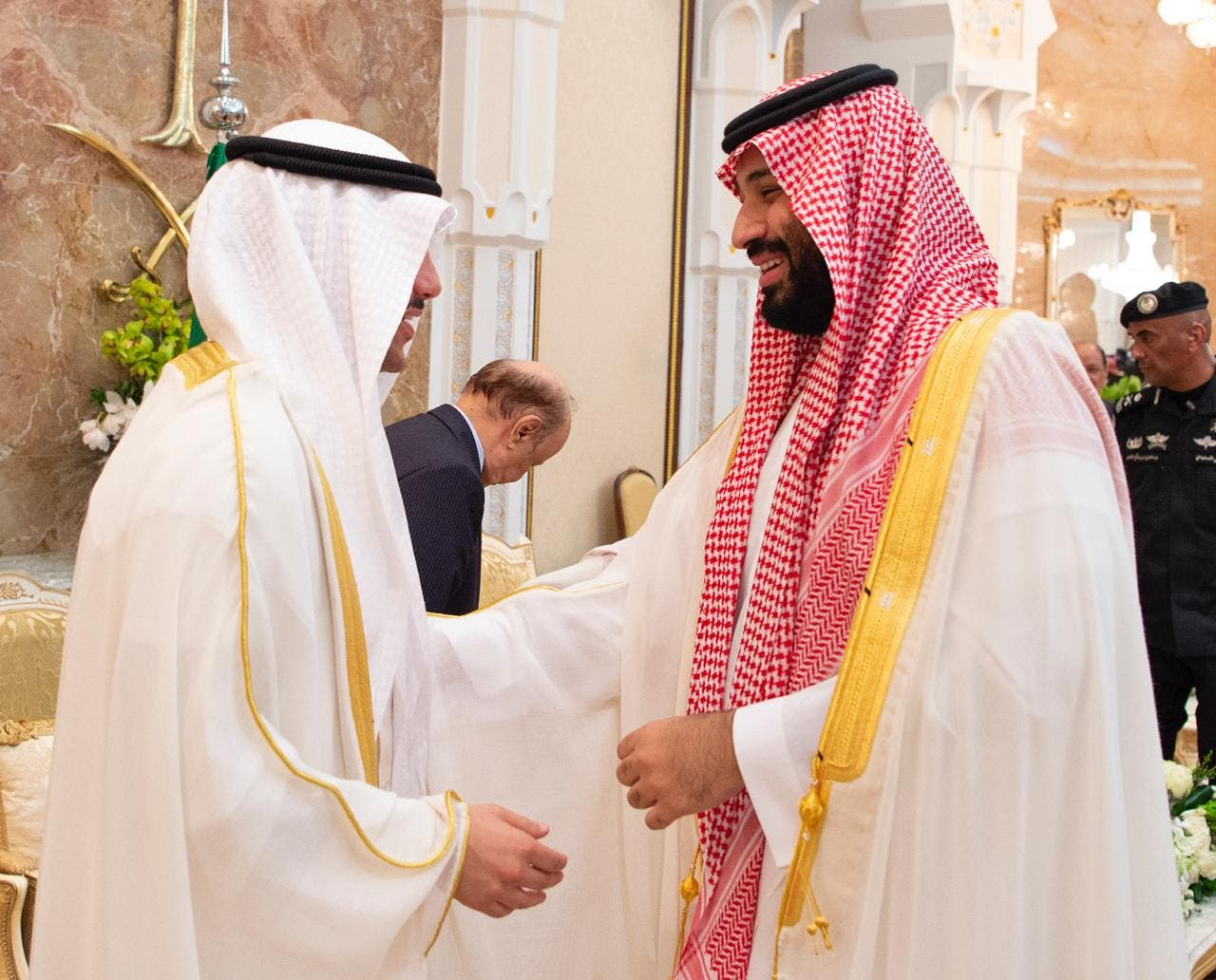 Crown Prince Mohammed bin Salman SPA