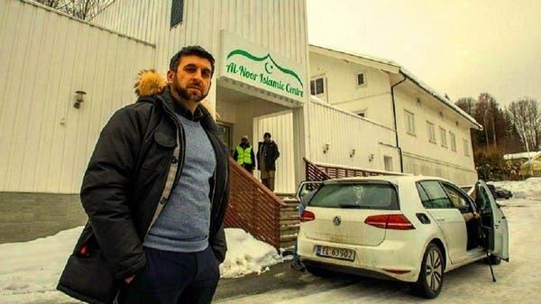 مصلٍّ عمره أكثر من 75 سنة تصدى لمهاجم المسجد في النرويج