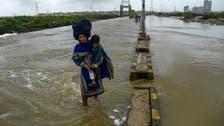 Monsoon rains inundate Pakistan, cause 17 deaths