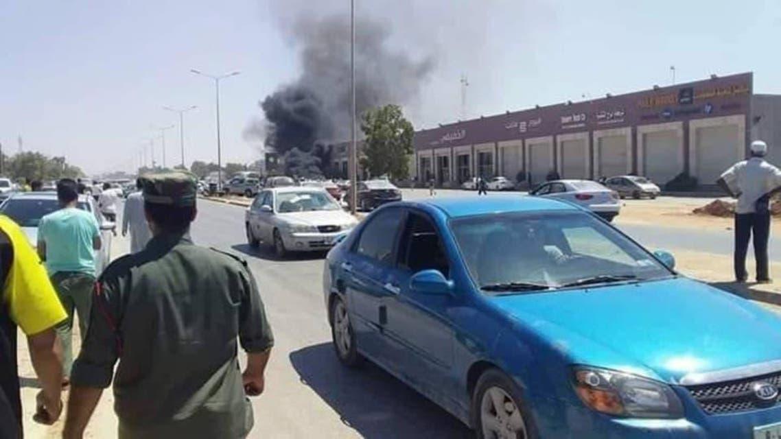 Libiya: Bin gazi attack