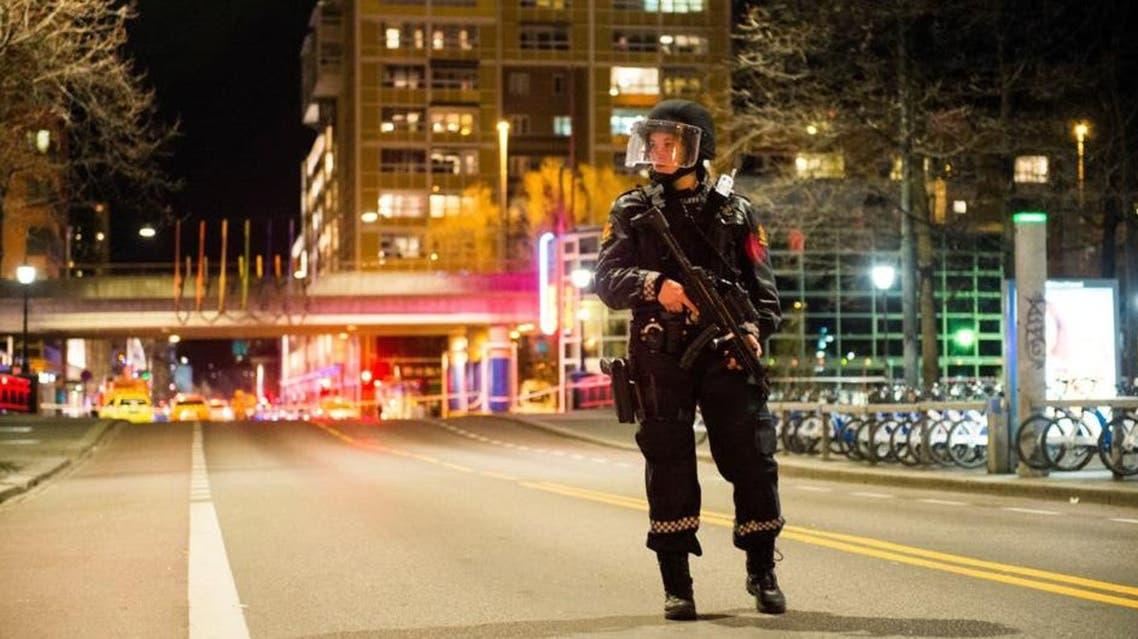 oslo: Narway masjid attack