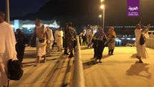 Nearly 2.5 mln Hajj pilgrims stay overnight in Muzdalifah after Arafat