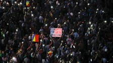 Thousands join anti-government protests in Romania