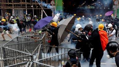 في تحدٍ لحظر الشرطة.. احتجاجات هونغ كونغ تتواصل