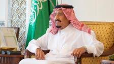 Saudi King Salman arrives in Mina as Muslims mark Eid and final days of Hajj