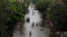 بھارت سیلاب میں غرق، 93 افراد ہلاک 4 لاکھ بے گھر ہوگئے