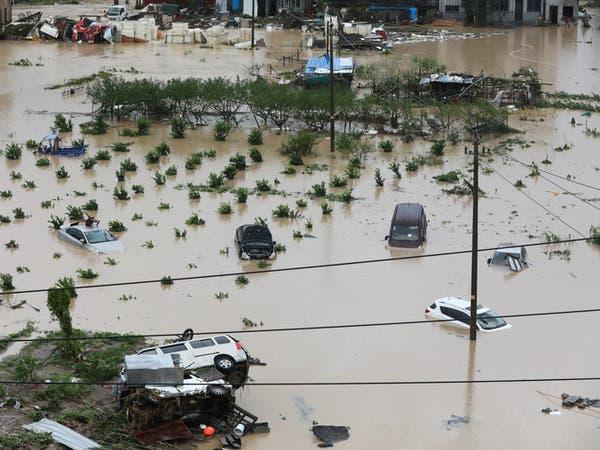 ارتفاع عدد قتلى إعصار الصين لـ32.. وإجلاء أكثر من مليون