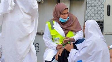 سعوديات يقضين العيد في خدمة الحجيج.. ومتطوعة تروي تجربتها