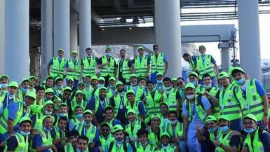 """""""التطوع الصحي"""" تشارك بـ 400 شاب وشابة في الحج"""