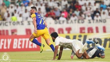 جوليانو أفضل لاعب في مباراة النصر والوحدة الإماراتي