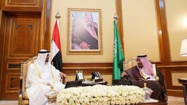 محمد بن زايد: التحالف وقف بحزم ضد محاولة اختطاف اليمن