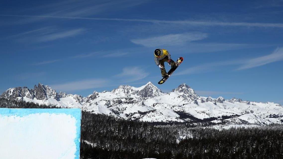 snowboarding afp