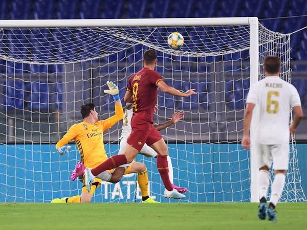 روما يهزم ريال مدريد بركلات الترجيح