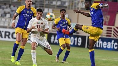 إلغاء نتائج الوحدة الإماراتي في دوري أبطال آسيا