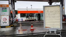 Portuguese police escort fuel tankers as drivers strike