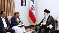 Iran's Khamenei meets with Houthi spokesman Abdul Salam