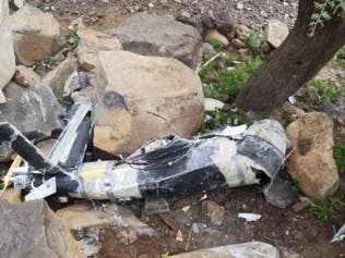 الجيش اليمني يعلن إسقاط طائرة حوثية غربي مأرب