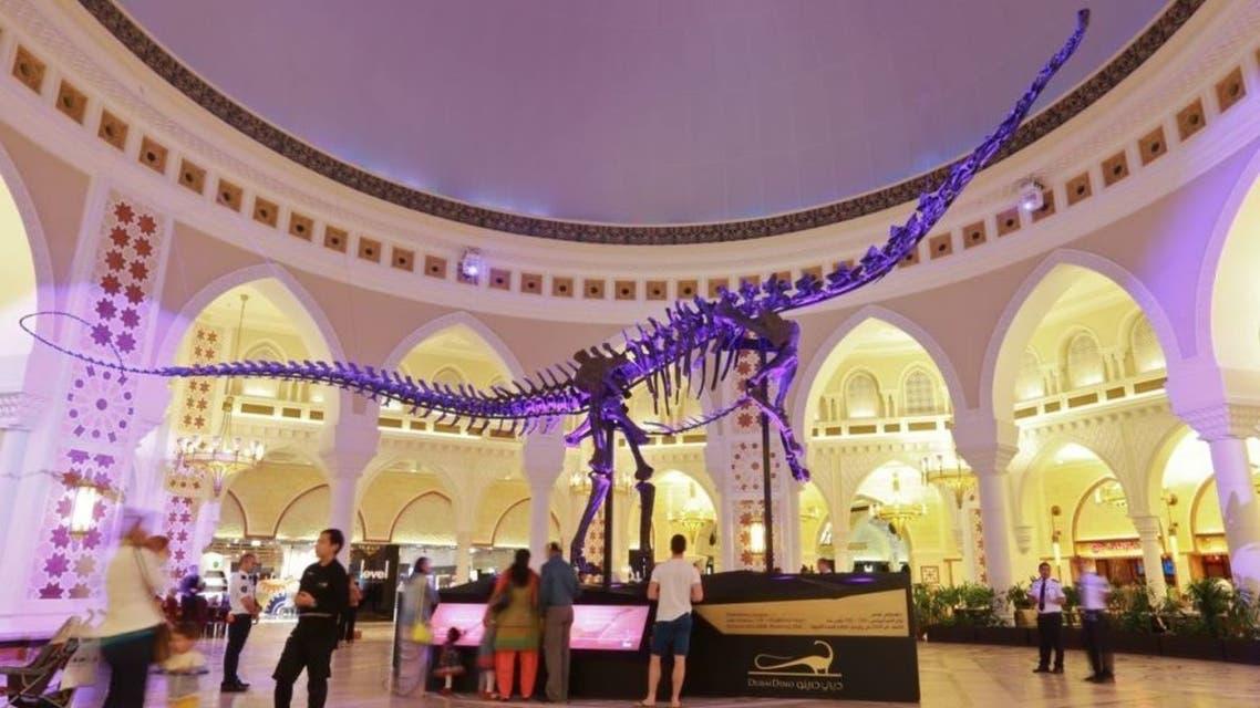 اگر میخواهید دایناسور بخرید، سری به دبی بزنید https://ara.tv/4knst