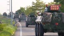 أميركا تحذر من تحرك قوات صينية على حدود هونغ كونغ