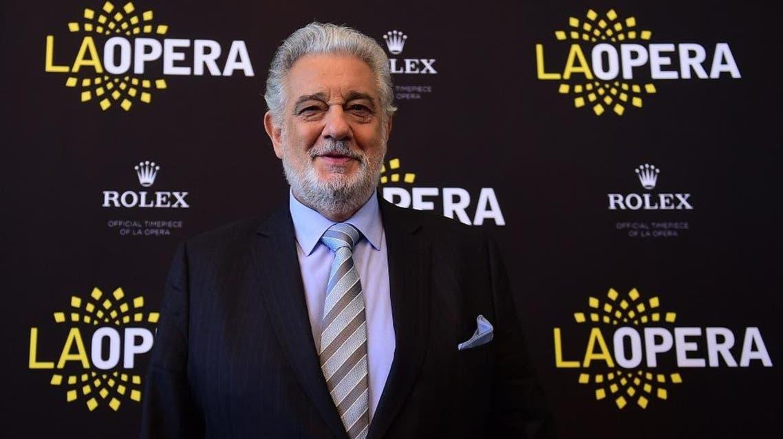 Opera star Placido Domingo AFP)
