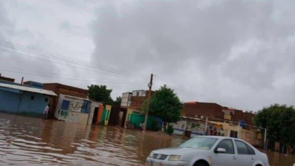مصرع 7 أشخاص جراء أمطار غزيرة وسط السودان