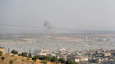"""قتلى باشتباكات بين النظام و""""الفصائل"""" في إدلب واللاذقية"""