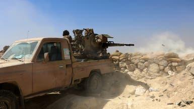 صنعاء.. مقتل 36 حوثياً في معارك نهم بينهم 10 قادة