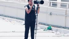 حج سیزن کی شان دار ترین تصویر کیمرے میں محفوط کرنے والا کون ہے؟