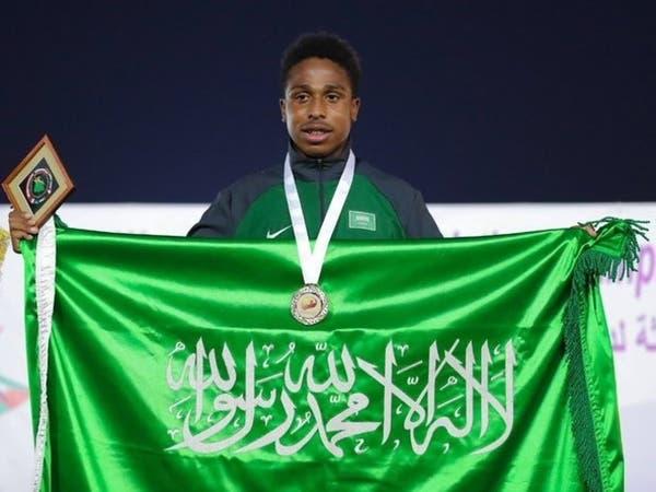 علي الماس يحقق ذهبية 100 متر في بطولة غرب آسيا
