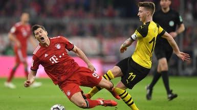أندية الدوري الألماني توافق على تمديد تعليق الموسم