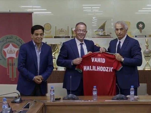 خليلوزيتش يسعى لإعادة المغرب إلى أمجاده الكروية