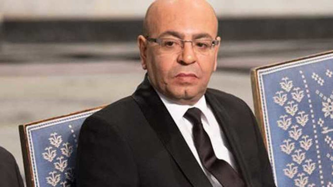 الوزير التونسي المستقيل 1
