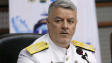 """قائد بحرية إيران يحذر """"القوى الدولية"""" من البقاء بالخليج"""