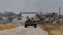 Syria regime forces inch closer to key extremist-held town: Monitor