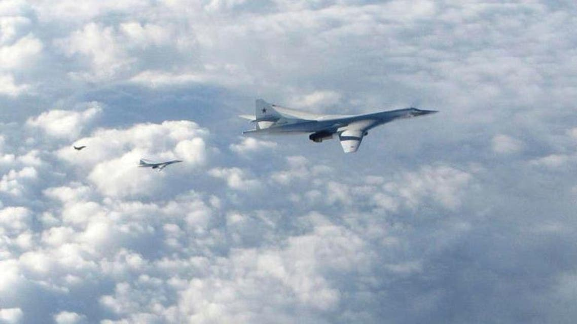 Russian TU-160 bomber. (File photo: AP)