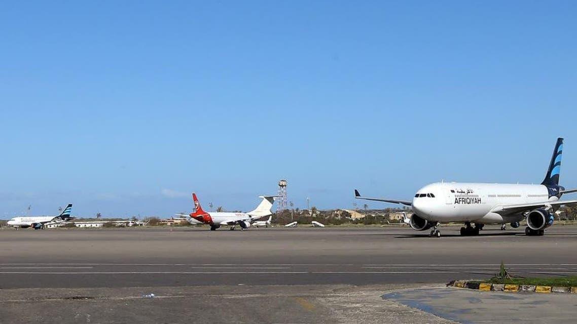 Libiya: Airport
