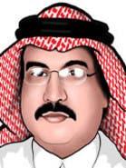 <p>كاتب سعودي</p>