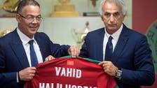 Bosnian coach Halilhodzic hired as Morocco coach