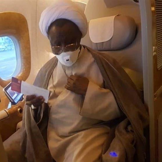 الشيخ النيجيري الموالي لإيران يغادر الهند دون علاج