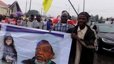 Detained Nigerian Shiite cleric leaves Indian hospital